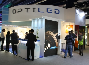 Optiled exhibition